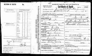 jennie cureton DeathRecords1872-1923ForJennieMableCureton copy