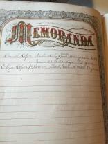 memorials in bible