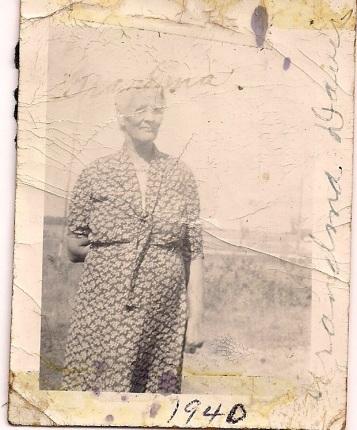clara marsh davis 1940